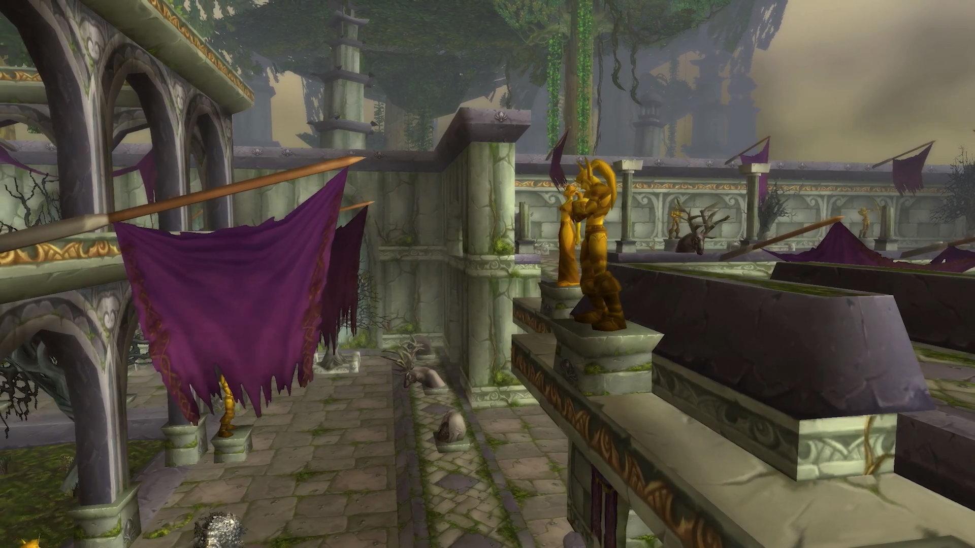 《魔兽世界》怀旧服将于10月15日开放新服务器