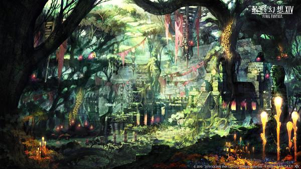 """IGN 9.5分!《最终幻想14》5.0""""暗影之逆焰""""今日好评上线"""