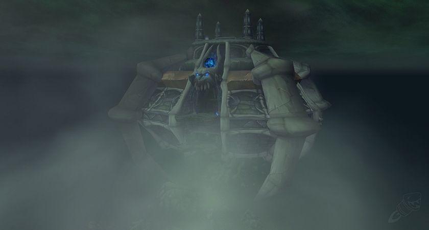 《魔兽世界》8.3版本新增死亡骑士过场动画 或有新职业