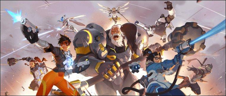 《守望先锋2》新艺术图和《魔兽》新资料片高清图泄露