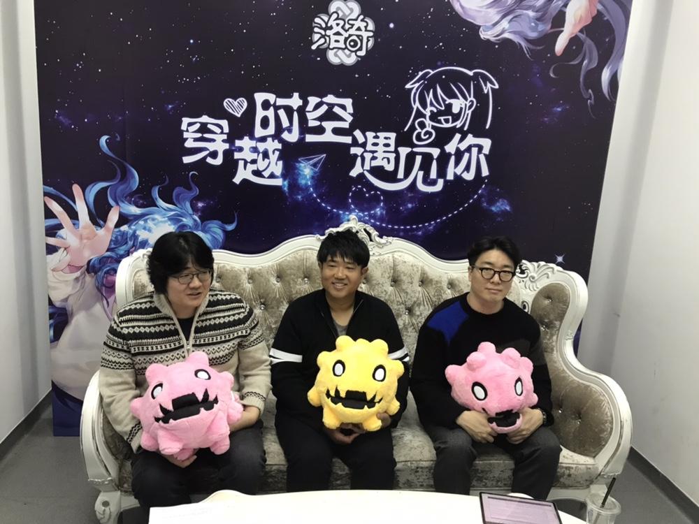 《洛奇》韩国开发团队专访:14周年庆为玩家奉献G24全新版本