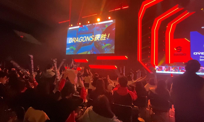 7:0完胜!上海龙之队拿下首届上海电竞大师赛冠军