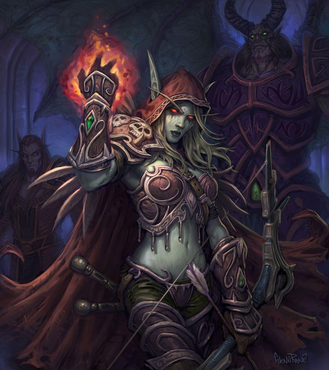 女王归来? 希尔瓦娜斯将成为《炉石传说》猎人新皮肤