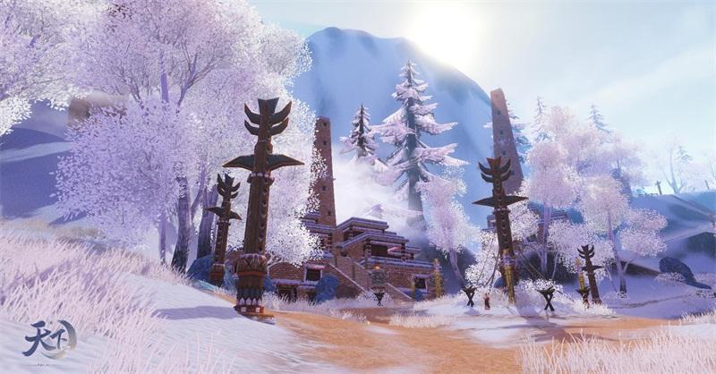 瑞雪丰年兆,暖心凛冬祭 《天下3》岁末凛冬祭温暖回归!
