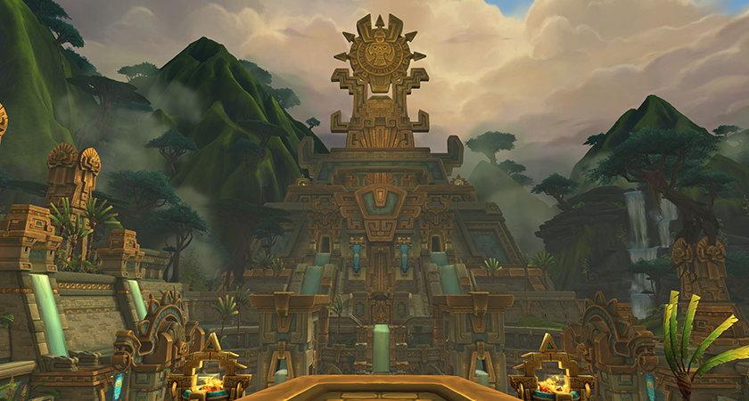 《魔兽世界》8.3版本史诗+地下城难度将再度提高