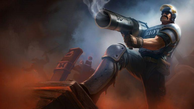 拳头将引入新反作弊系统 为《英雄联盟》和FPS新作服务