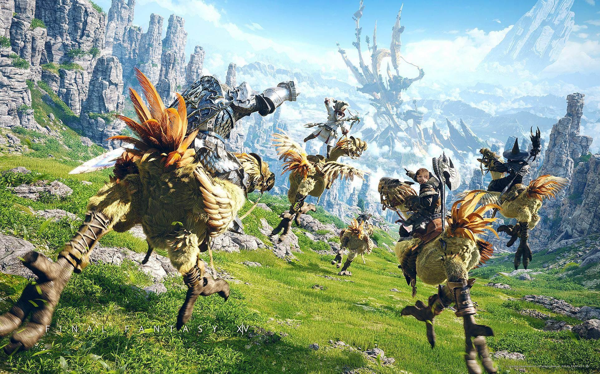 《最终幻想14》将封禁部分第三方插件引玩家不满