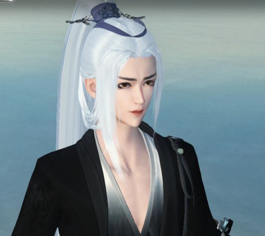 情人节前夕《逆水寒》女玩家办比赛挑老公,不看武艺只看颜值