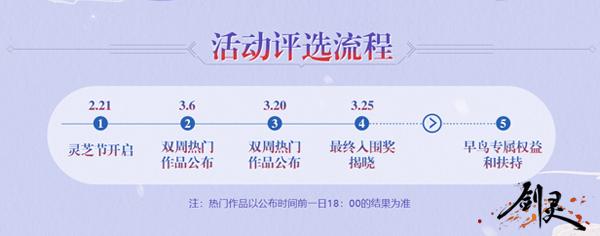 """《剑灵》第一届""""灵芝节""""内容生态盛典开幕 参与赢限定版幻影石"""