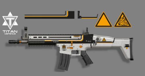 《生死狙击2》武器资料外泄?奇怪的枪械知识增加了!