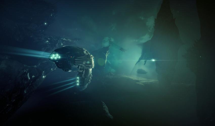 《EVE OL》国服公测确认4月27日 游戏已开放下载通