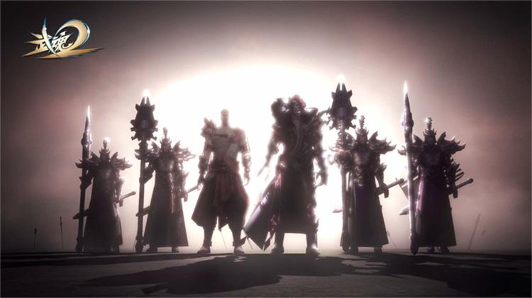 男人的格斗!《武魂2》全新资料片今日首发!