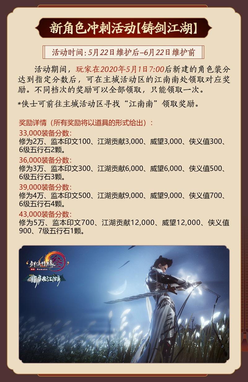 """《剑网3》""""结庐在江湖""""今日公测 海量内容正式上线"""