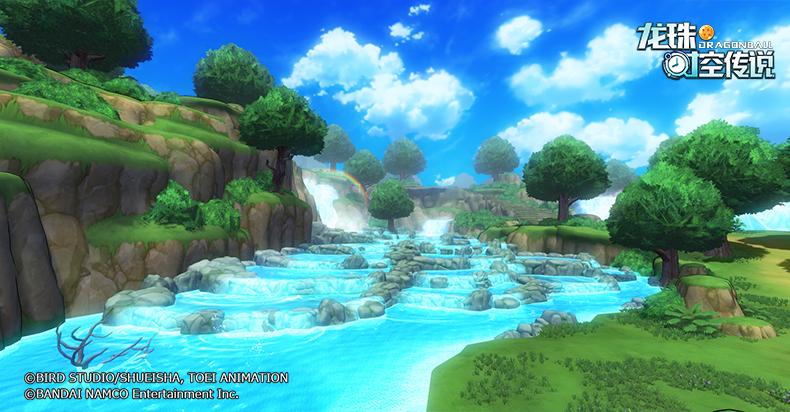 正版IP授权《龙珠时空传说》 已于5月21日开启公测!