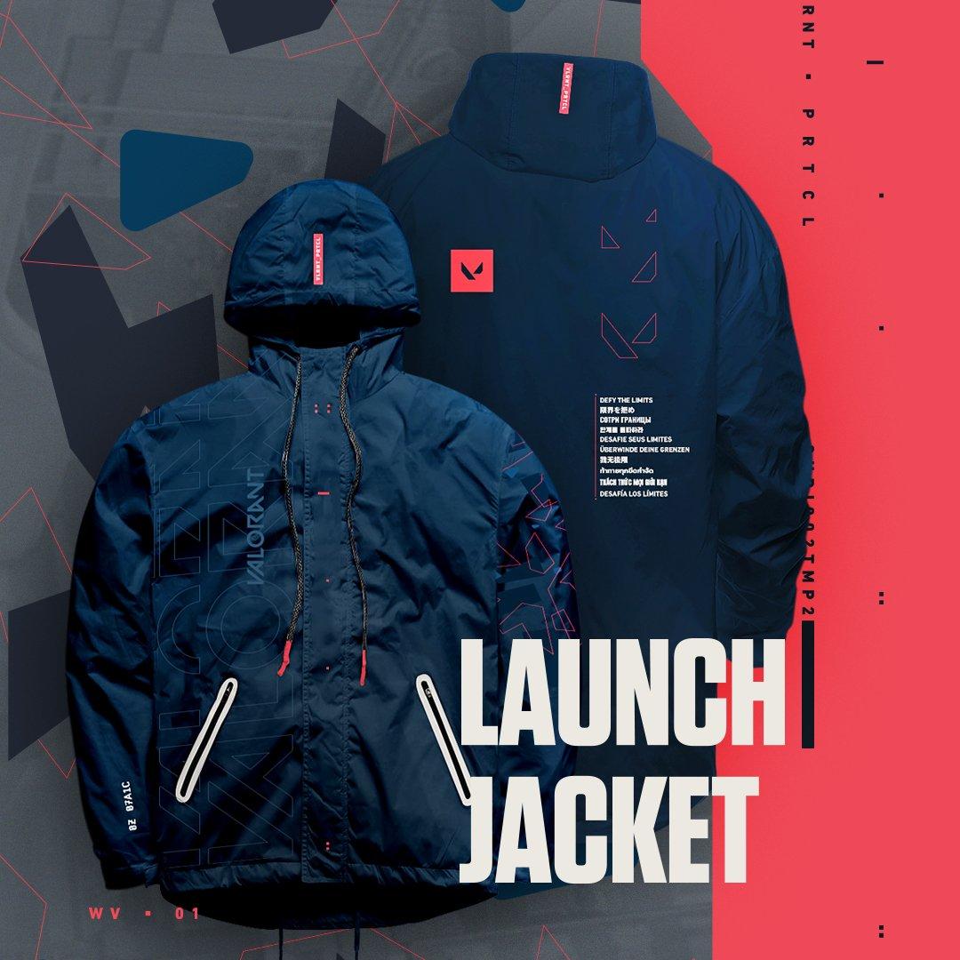 拳头《Valorant》推出上线纪念服饰 主题夹克定价近千元