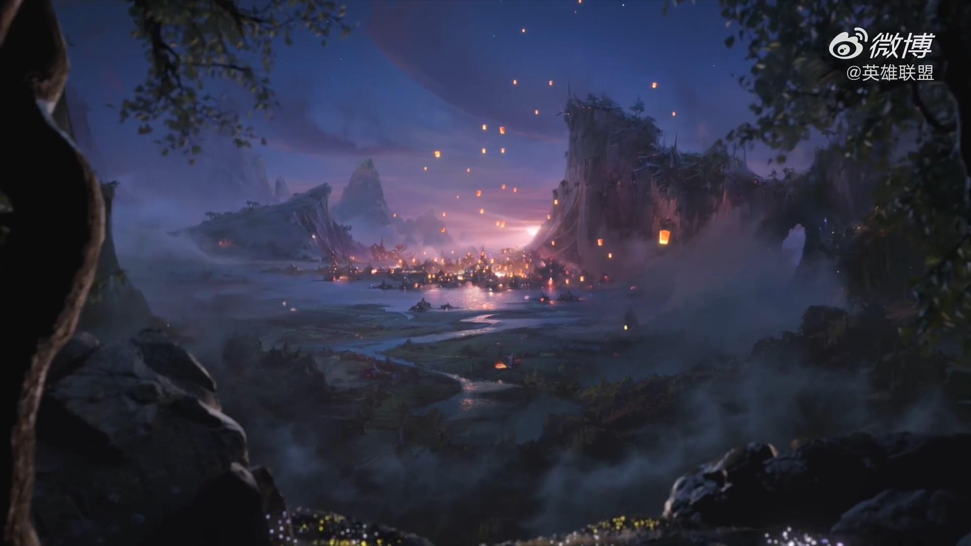 《英雄联盟》新英雄莉莉娅公布 魔法小鹿踏上冒险之旅