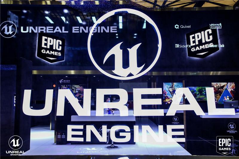 Epic Games 闪亮登场 2020 ChinaJoy 为创造者带来无限可能