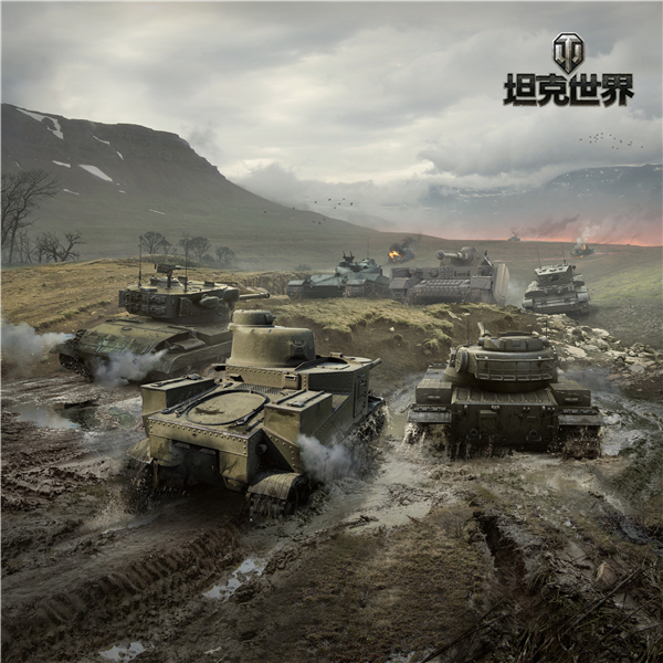 这就是团魂!《坦克世界》军团玩法荣耀回归