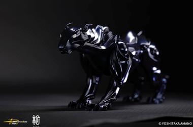天野喜孝[PANSA 通往未来世界的时光机]珍藏版限定手办即将全球发售