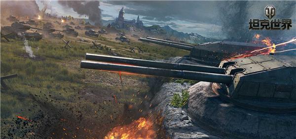多线推搭激燃开战《坦克世界》前线模式即将上