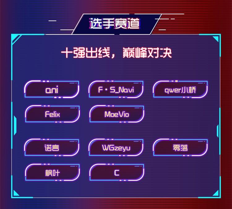 《节奏空间》全国总决赛发起人中国绊爱《化身星海》首秀曝光!