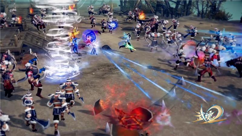 九周年庆典即至,《武魂2》新资料片抢先看