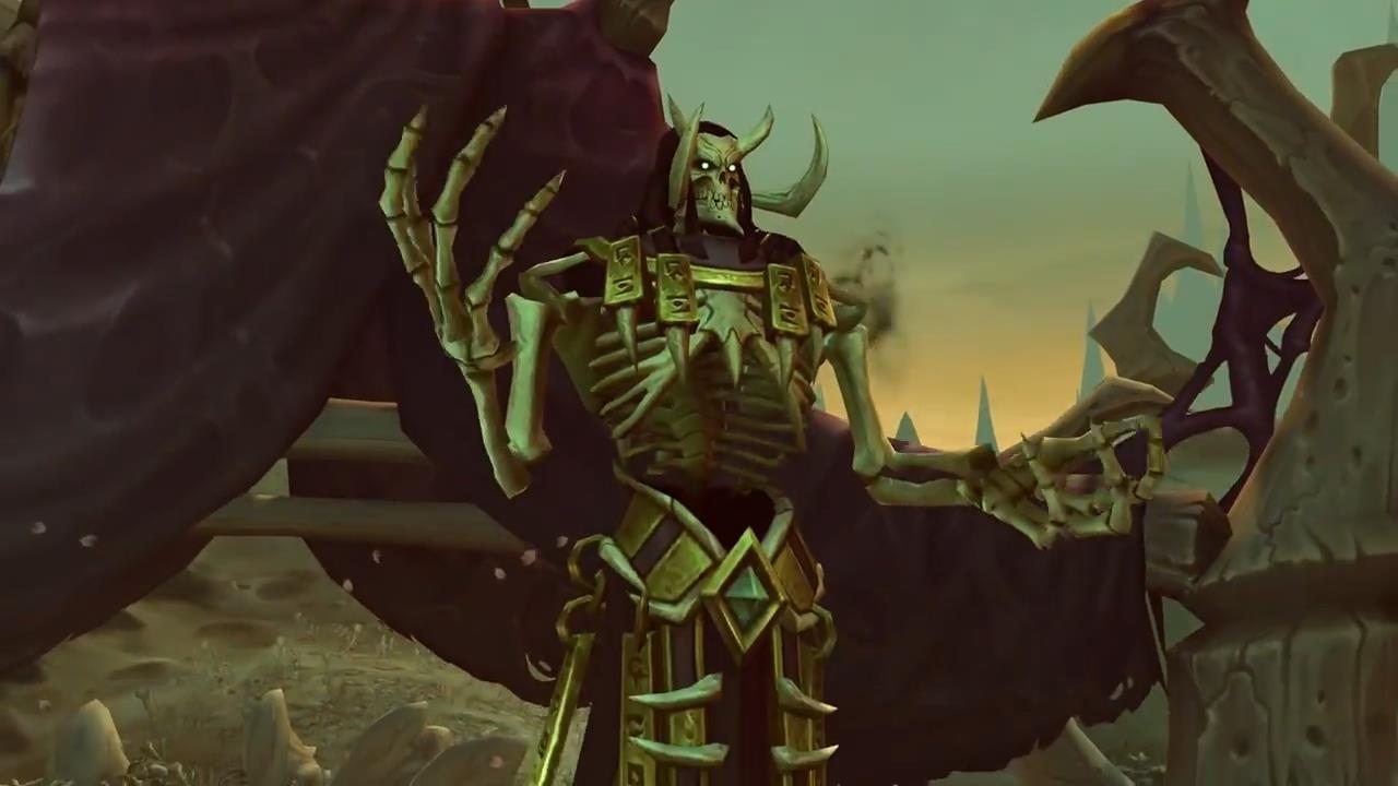 《魔兽世界:暗影国度》《绝地求生吧》三大新区域预告 11月24日上线