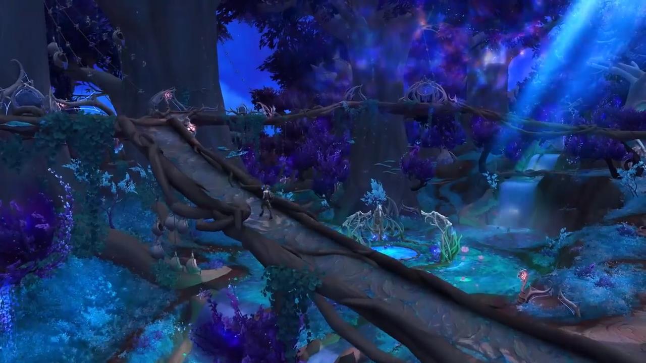 《魔兽世界:暗影国度》《绝地求生海贼王》三大新区域预告 11月24日上线