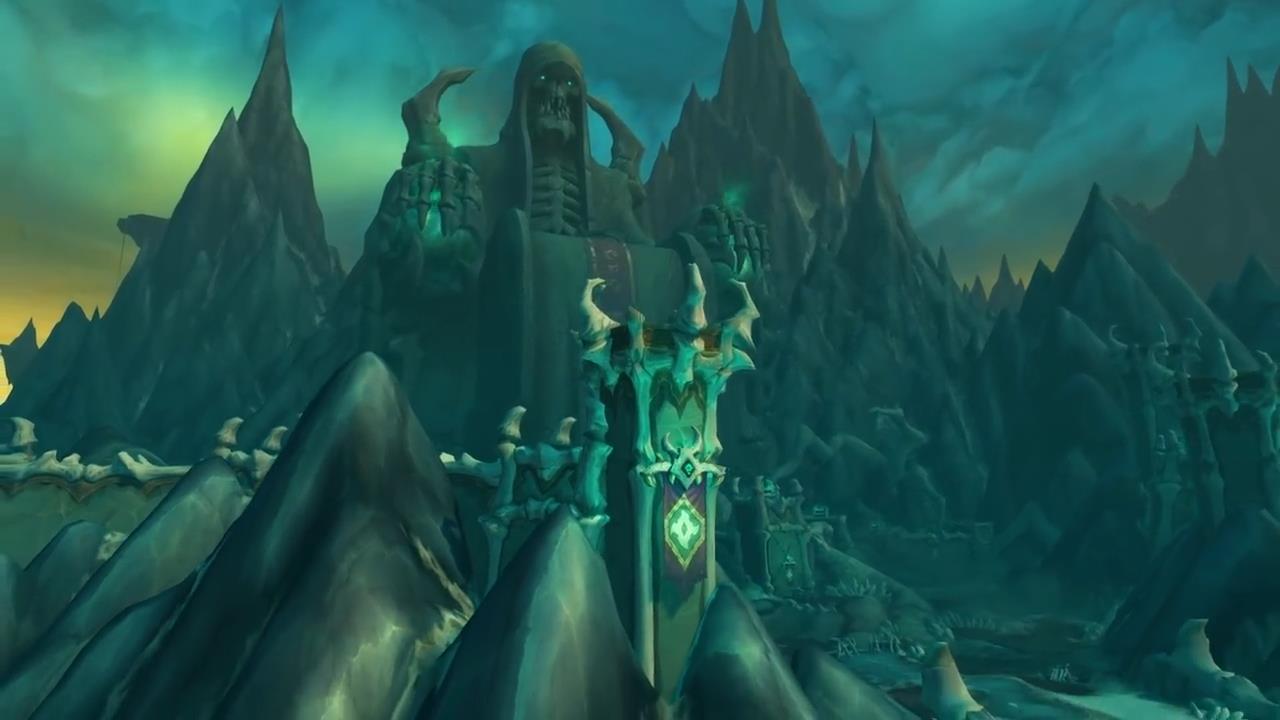 《魔兽世界:暗影国度》《绝地求生KK》三大新区域预告 11月24日上线