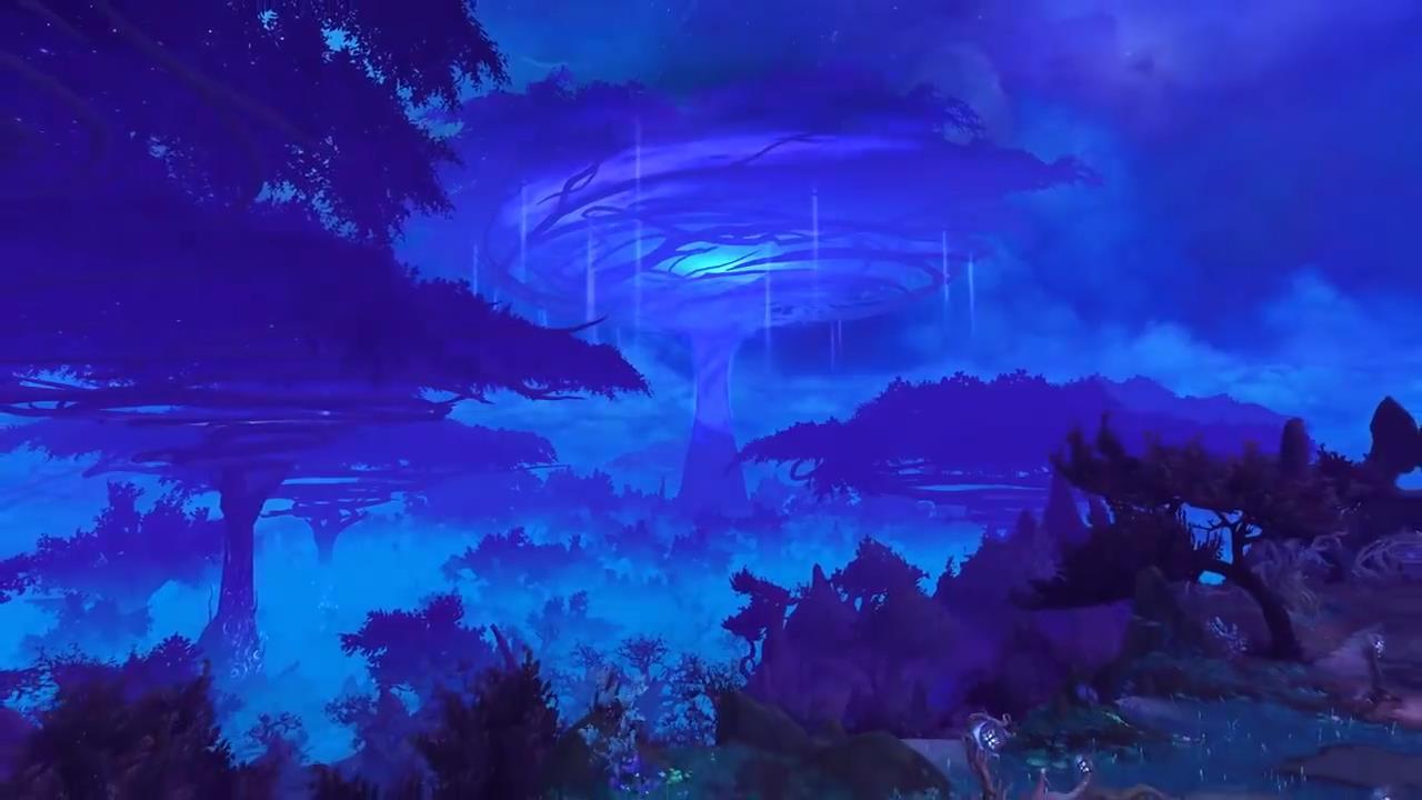《魔兽世界:暗影国度》《原神科技》三大新区域预告 11月24日上线