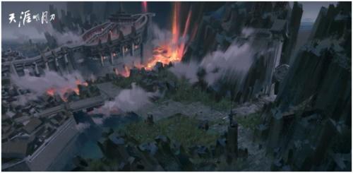天刀从龙12月来袭!剑荡八荒火热开赛