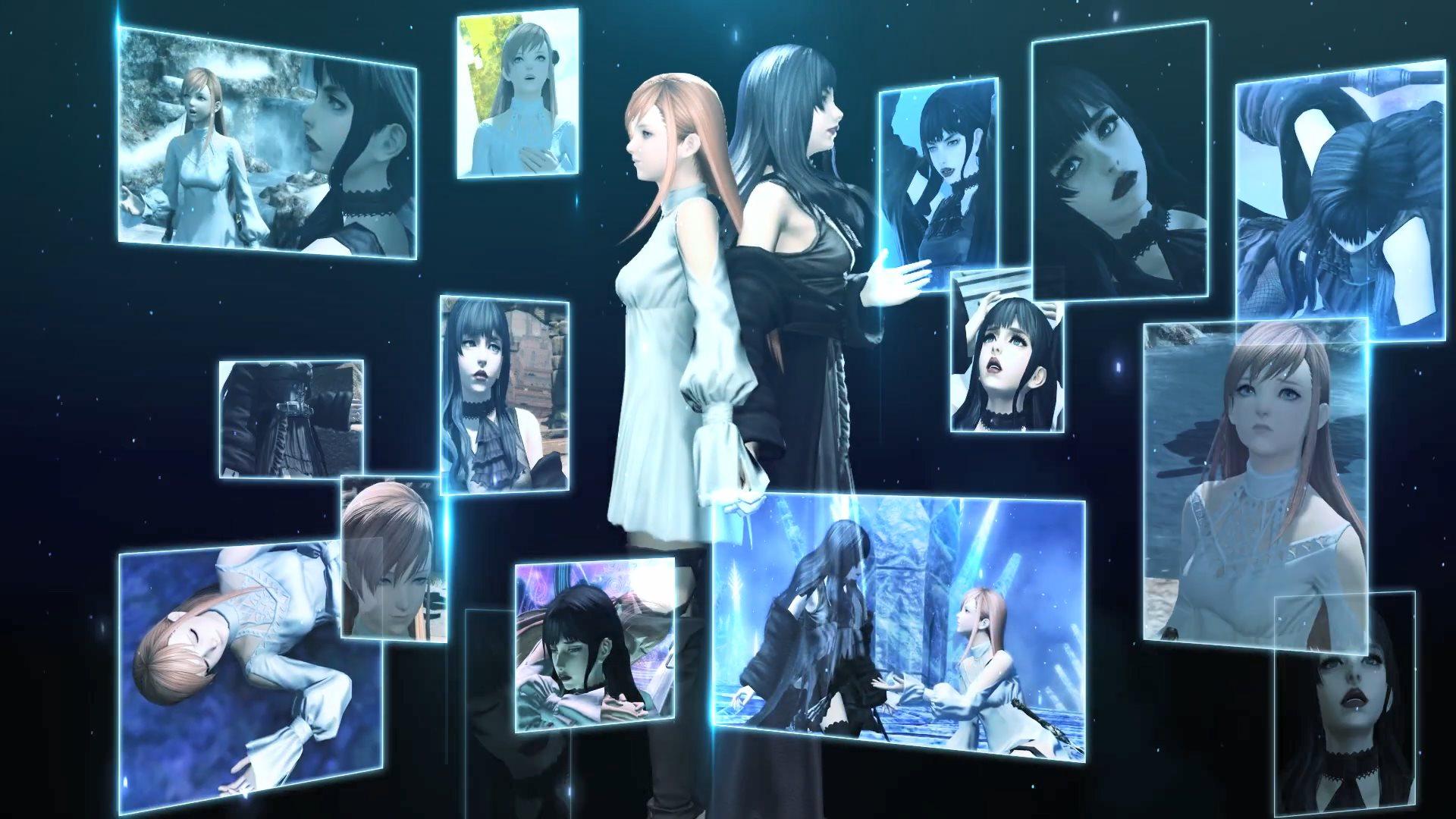 《最终幻想14》5.4版本宣传片公开 12月8日上线