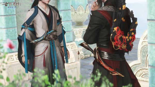 《古剑奇谭OL》新赛季开启:铭锋再启,剑洞幽明!