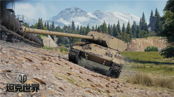 I系重坦战力引爆《坦克世界》新1.11.1版本上线