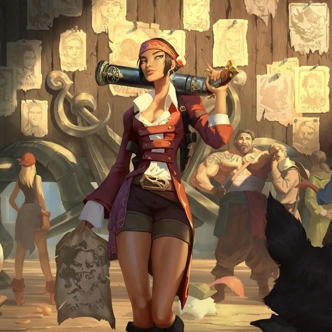 《英雄联盟》宇宙MMORPG公开 正在招聘美工和设计师