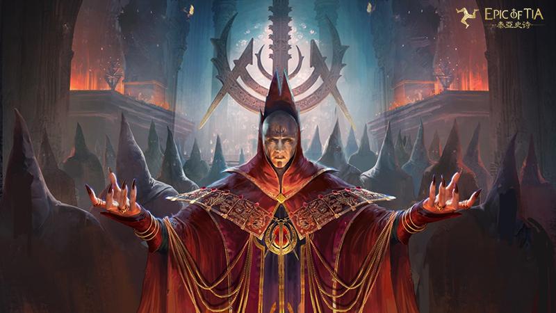 异端侵袭,重塑秩序,《泰亚史诗》全新资料片测试开启预约!