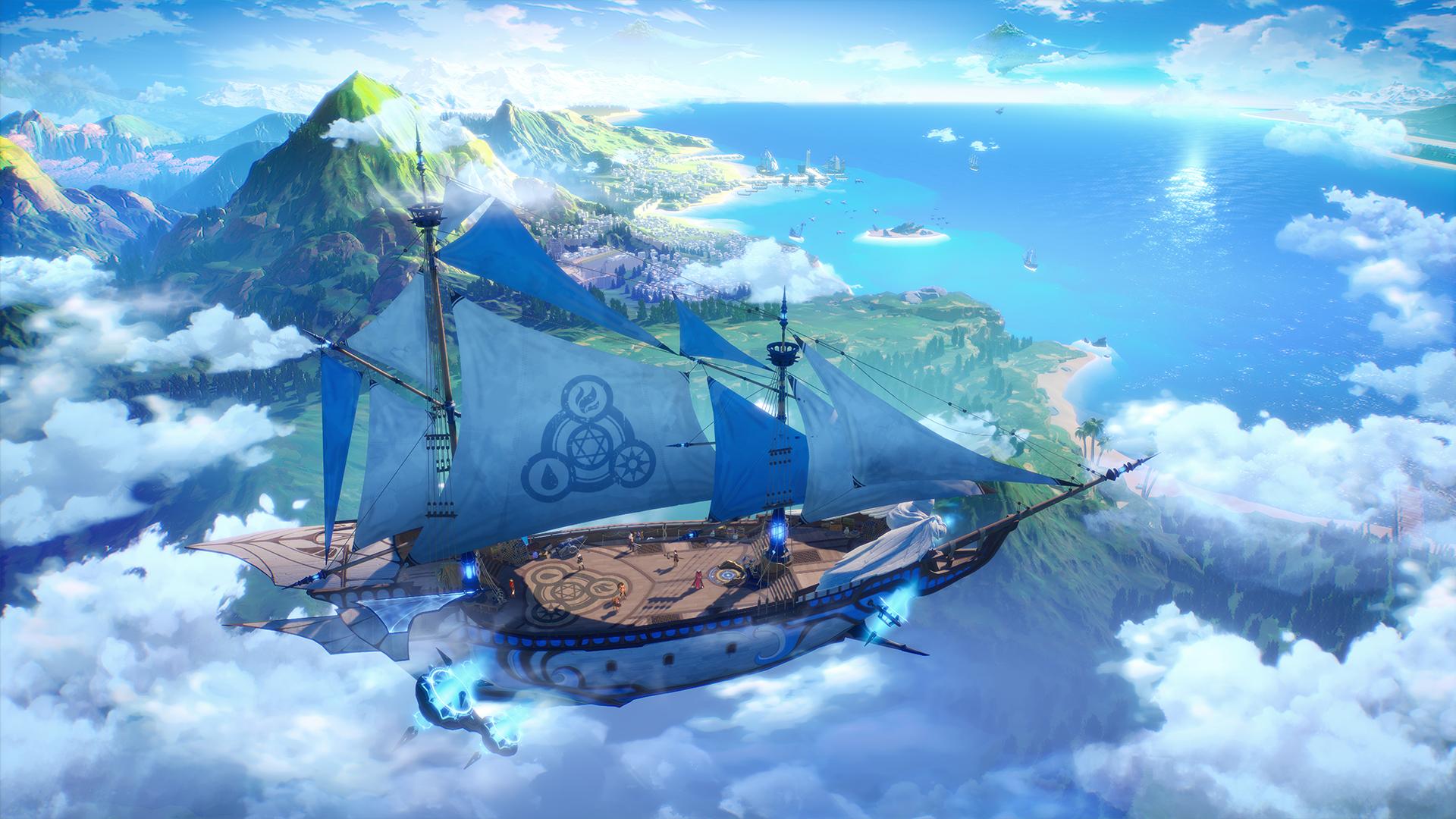 新作《地下城与勇士:OVERKILL》展示更多角色、场景新图