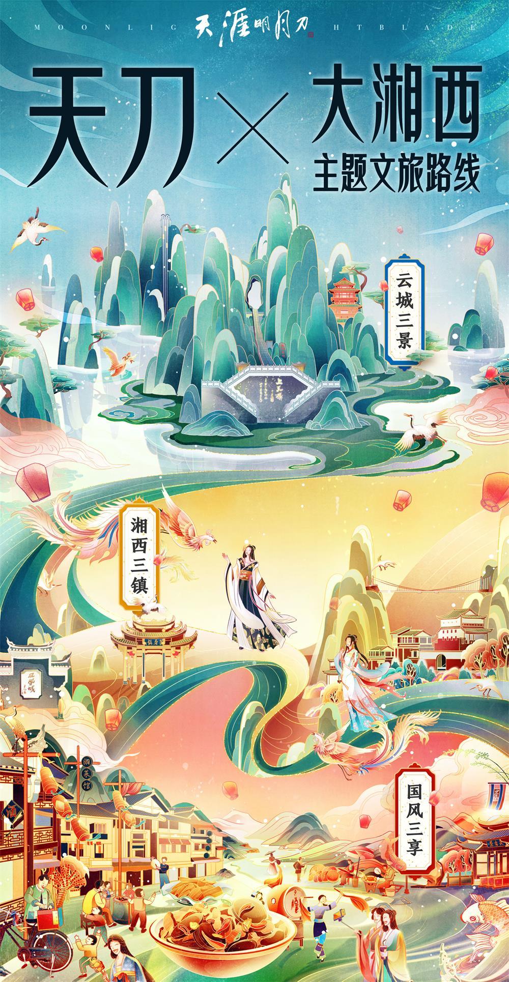 天刀IP六周年庆典圆满落幕,首届天赐节揭秘IP新动态!