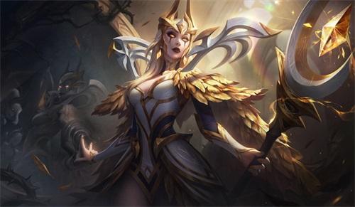 英雄联盟魔女2021系列皮肤上线