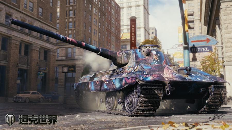小军团玩转大战争《坦克世界》领土战新赛季即将上线