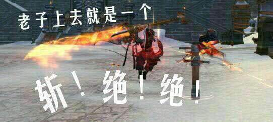 《剑网3》盾刀流邪教苍云玩法分享