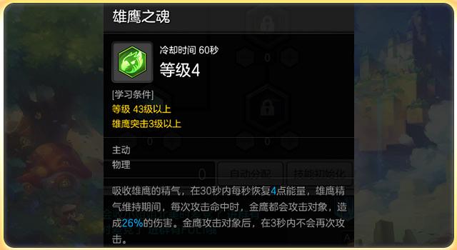 《冒险岛2》极限输出流弓箭手技能加点一览