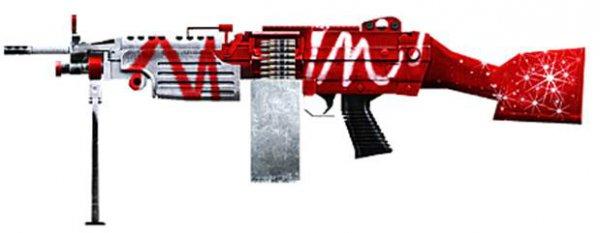 《穿越火线》17圣诞武器介绍