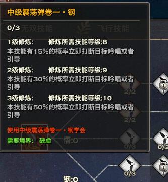 《天谕》炎天PK技能介绍
