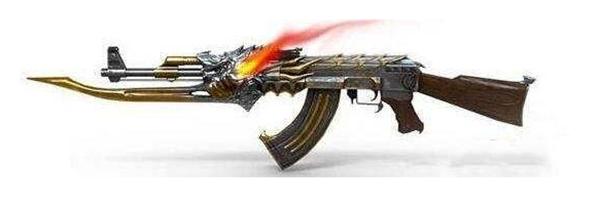 《CF》AK家族中神器——AK-47火麒麟