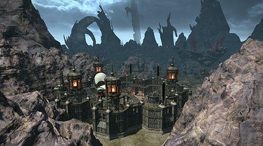 《最终幻想14》巨炮要塞副本攻略