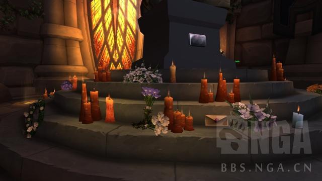 《魔兽世界》8.0乌瑟尔之墓新旧变化对比