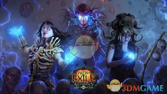 《流放之路》3.4赛季女巫召唤速刷异界BD