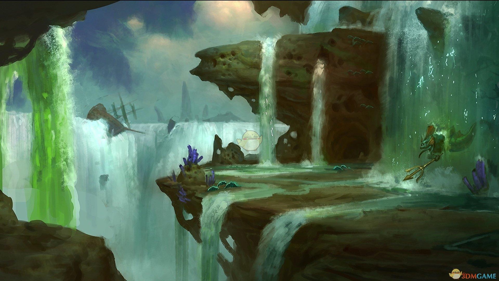 《魔兽世界》8.2纳沙塔尔区域介绍