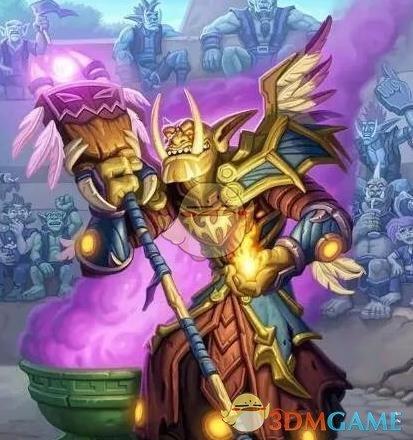 《炉石传说》拉斯塔哈上分卡组推荐